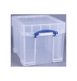 Really Useful Box Really Useful Box 35l XL transp. per stuk verpakt in karton