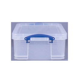 Really Useful Box Really Useful Box 18l, transp., per stuk verpakt in karton