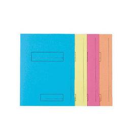 Exacompta Exacompta dossiermap Super 210, 50st, geassorteerde kleuren