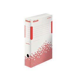 Esselte Esselte archiefdoos Speedbox, rug van 8 cm [25st]