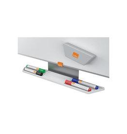 Nobo Nobo glasbordstift, geassorteerde kleuren, pak van 4