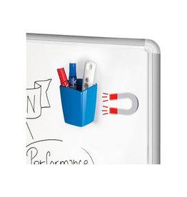 CEP CEP magnetisch pennenbakje Gloss Blue Ocean, blauw
