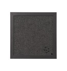 Bi-Office Bisilque Notitiebord Black Shadow donkergrijs