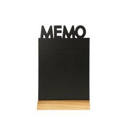 Securit Securit Silhouette tafelkrijtbord memo