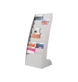 Paperflow Paperflow vaste folderhouder Exposito Courbo, grijs