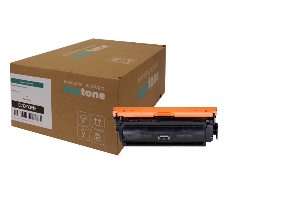 Ecotone Canon 040H (0461C001) toner black 12500 pages (Ecotone)