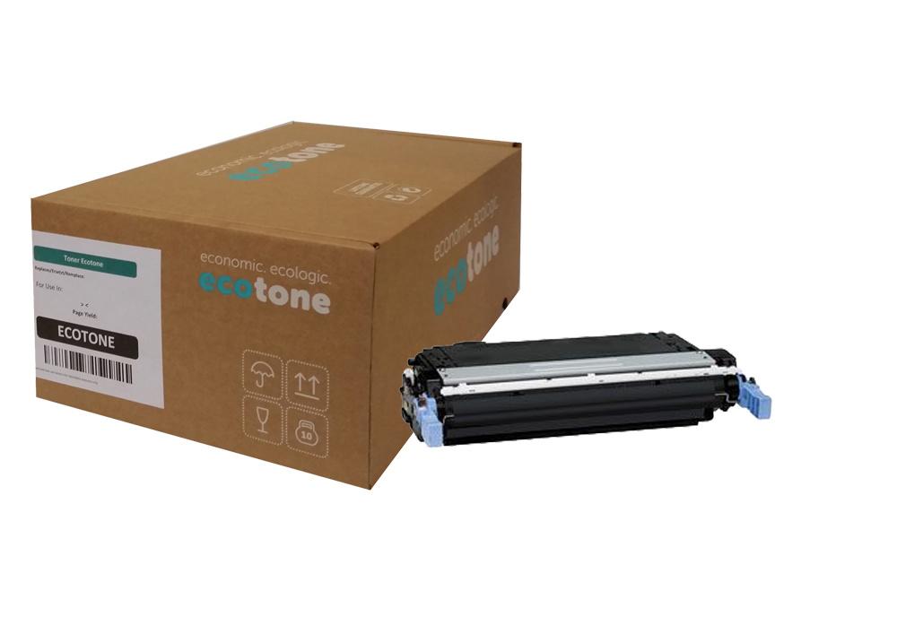 Ecotone Canon 711 (1660B002) toner black 6000 pages (Ecotone)