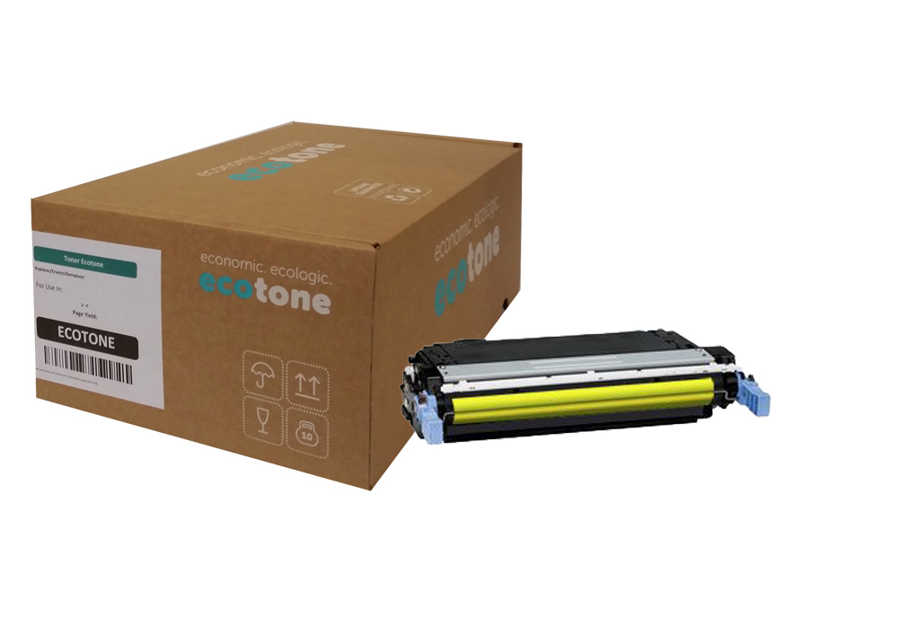 Ecotone Canon 711 (1657B002) toner yellow 6000 pages (Ecotone)