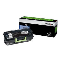 Lexmark Lexmark 58D2U0E toner black 55000 pages project (original)