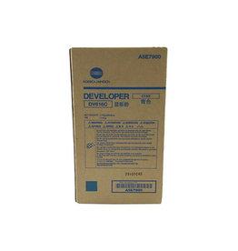 Konica Minolta Minolta DV-616C (A5E7900) developer cyan 850000p (original)