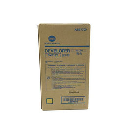 Konica Minolta Minolta DV-616Y (A5E7700) developer yellow 850K (original)