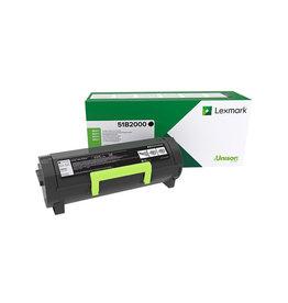 Lexmark Lexmark 51B2000 toner black 2500 pages (original)