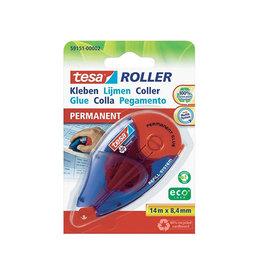 Tesa Tesa Roller navulbare lijmroller permanent ecoLogo 8,4mmx14m