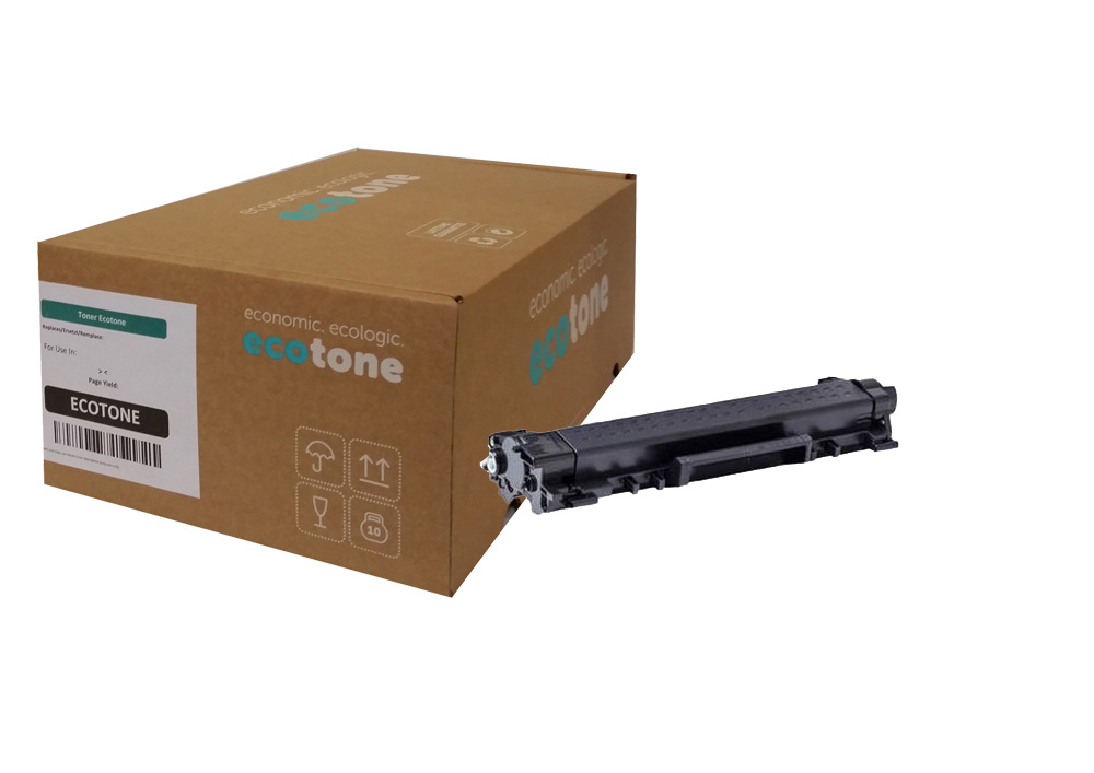 Ecotone Brother TN-2410 toner black 1200 pages (Ecotone)