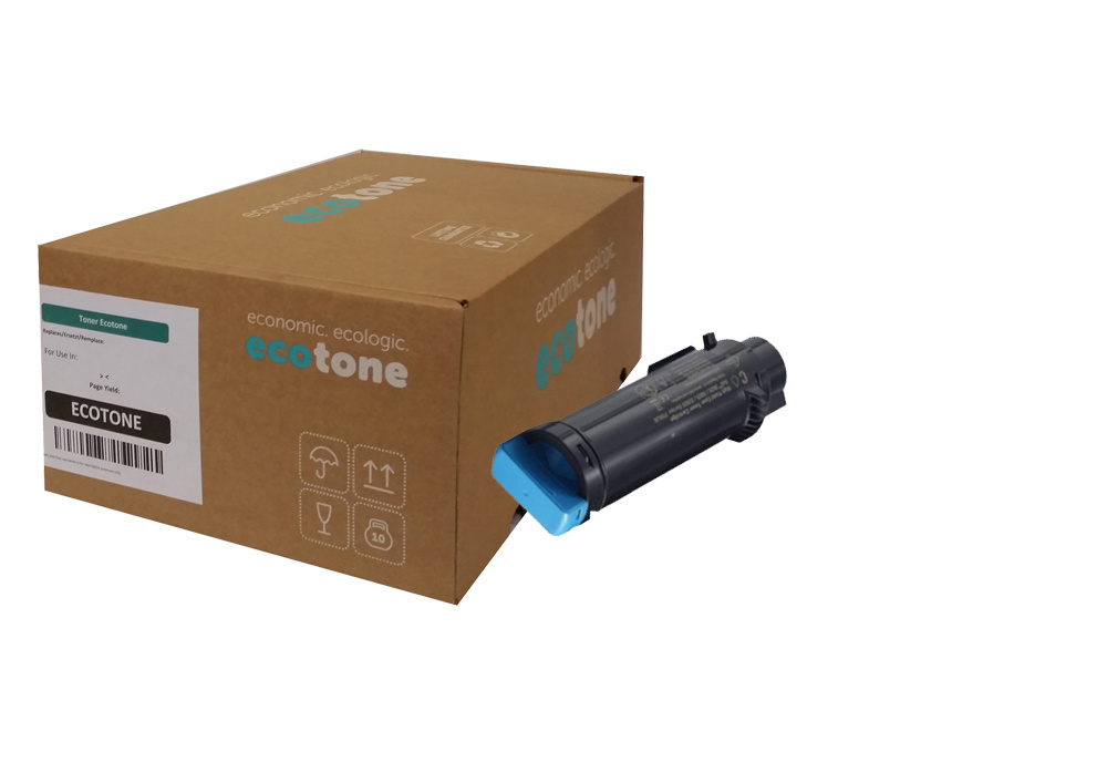 Ecotone Xerox 106R3690 toner cyan 4300 pages (Ecotone)