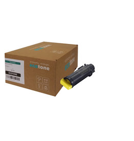 Ecotone Xerox 106R3692 toner yellow 4300 pages (Ecotone)