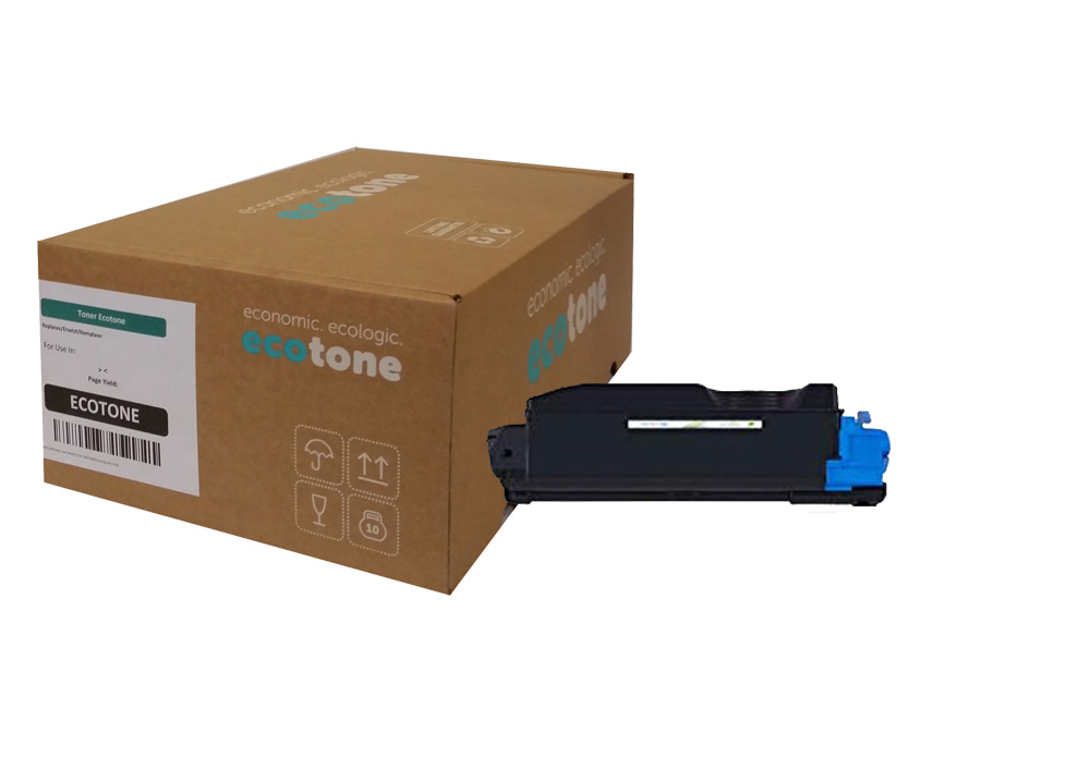 Ecotone Kyocera TK-5270C (1T02TVCNL0) toner cyan 8K (Ecotone)