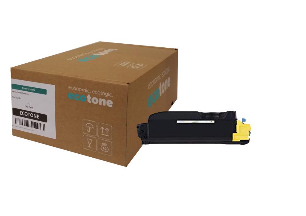Ecotone Kyocera TK-5270Y (1T02TVANL0) toner yellow 8K (Ecotone)