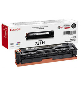 Canon Canon 731H (6273B002) toner black 2400 pages (original)