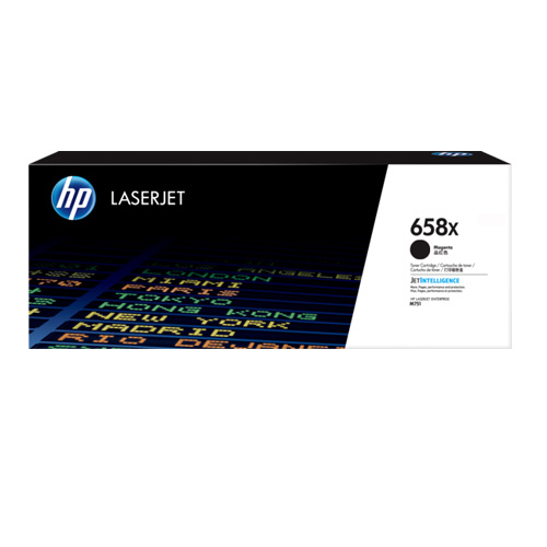 HP HP 658X (W2000X) toner black 33000 pages (original)