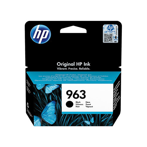 HP HP 963 (3JA26AE) ink black 1000 pages (original)