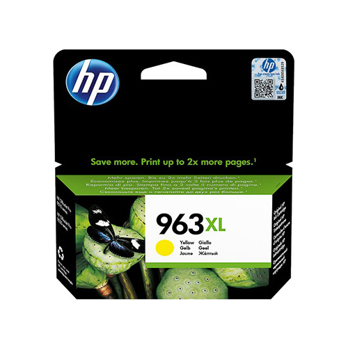 HP HP 963XL (3JA29AE) ink yellow 1600 pages (original)