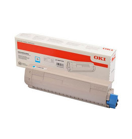 OKI OKI 47095703 toner cyan 5000 pages (original)