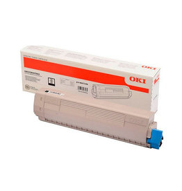 OKI OKI 46861308 toner black 10000 pages (original)