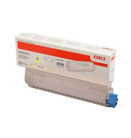 OKI OKI 46861305 toner yellow 10000 pages (original)