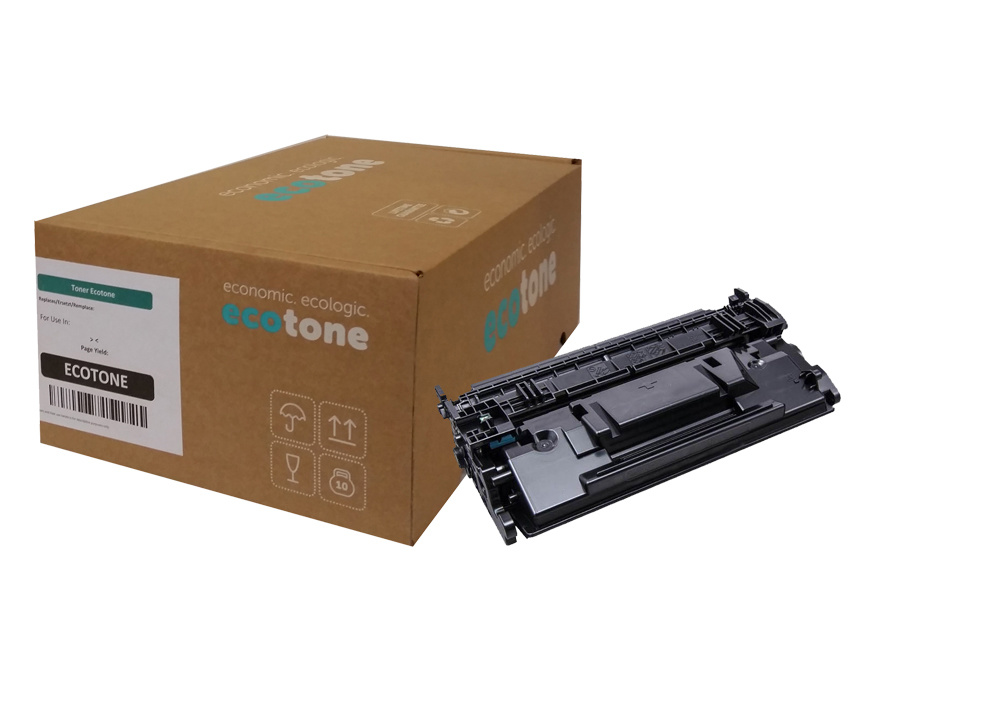 Ecotone Canon 041 (0452C002) toner black 10000 pages (Ecotone)