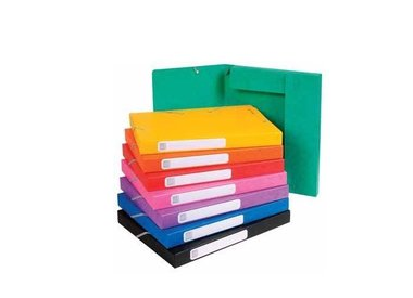Elastoboxen uit karton