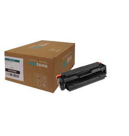 Ecotone HP 410X (CF410X) toner black 6500 pages (Ecotone)