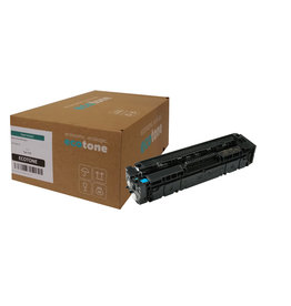 Ecotone HP 201X (CF401X) toner cyan 2300 pages (Ecotone)