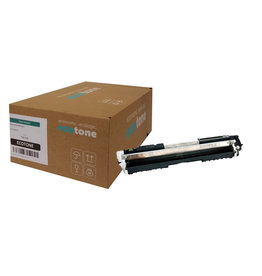 Ecotone HP 126A (CE310A) toner black 1200 pages (Ecotone)