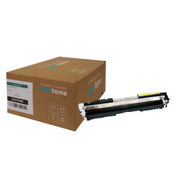 Ecotone HP 126A (CE312A) toner yellow 1000 pages (Ecotone)