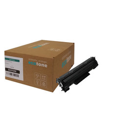 Ecotone HP 83A (CF283A) toner black 1500 pages (Ecotone)
