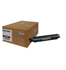 Ecotone HP 130A (CF351A) toner cyan 1000 pages (Ecotone)