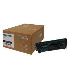 Ecotone HP 12A (Q2612A) toner black 2000 pages (Ecotone)