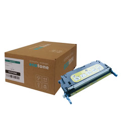 Ecotone HP 502A (Q6472A) toner yellow 4000 pages (Ecotone)