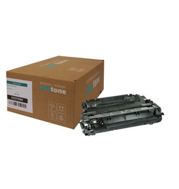 Ecotone HP 55a (CE255A) toner black 6000 pages (Ecotone)