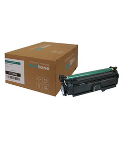 Ecotone HP 507A (CE400A) toner black 5500 pages (Ecotone)