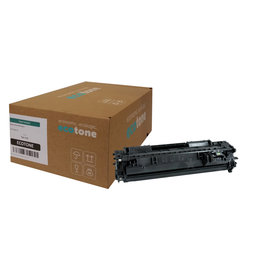Ecotone HP 80A (CF280A) toner black 2700 pages (Ecotone)