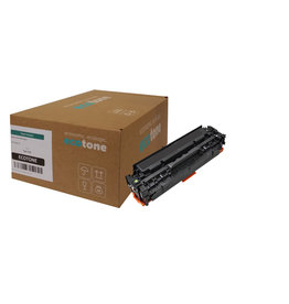 Ecotone HP 312X (CF380X) toner black 4400 pages (Ecotone)
