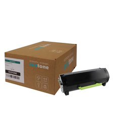 Ecotone Lexmark 502H (50F2H00) toner black 5000 pages (Ecotone)