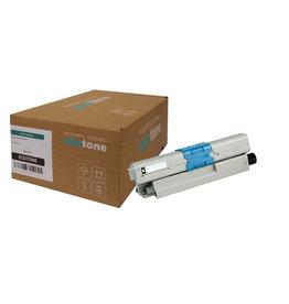 Ecotone OKI 44973536 toner black 2200 pages (Ecotone)