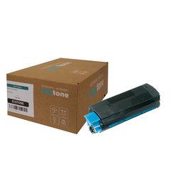 Ecotone OKI 42127407 toner cyan 5000 pages (Ecotone)