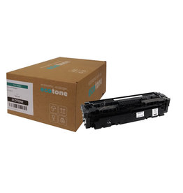 Ecotone HP 410A (CF410A) toner black 2300 pages (Ecotone)