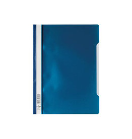 Durable Durable snelhechtmap ft A4 donkerblauw