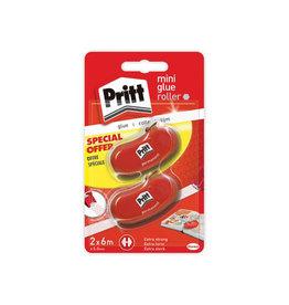 Pritt Pritt lijmroller Glue-it Refill, 2st (2e aan halve prijs)