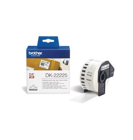 Brother Brother etiketten, ft 38 x 30,48 mm, continue papiertape